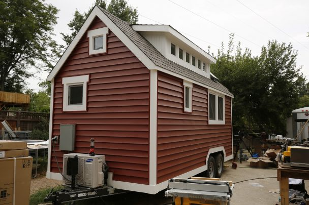 American Chemistry Council Tiny House Build
